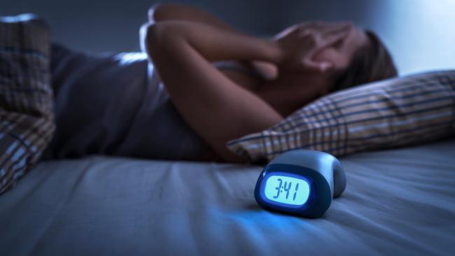 transtorno del sueño en Medicien