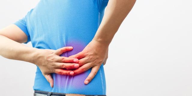 dolor de riñones en calculos renales